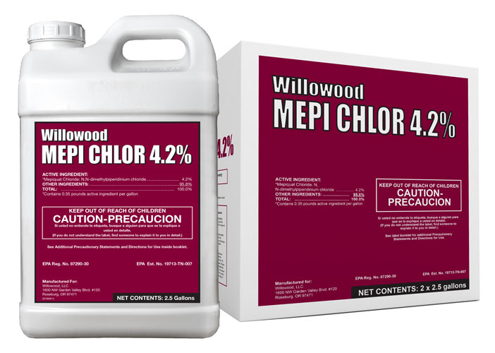 MEPI CHLOR 4.2% Box and Jug