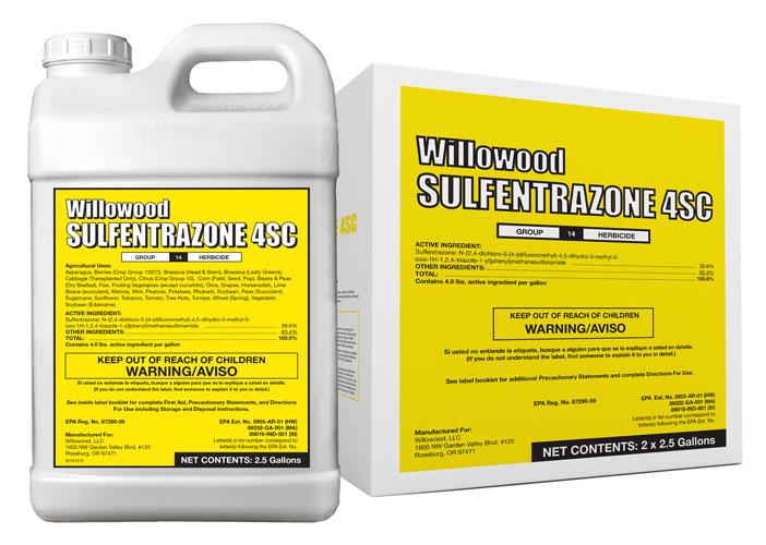 Sulfentrazone 4SC