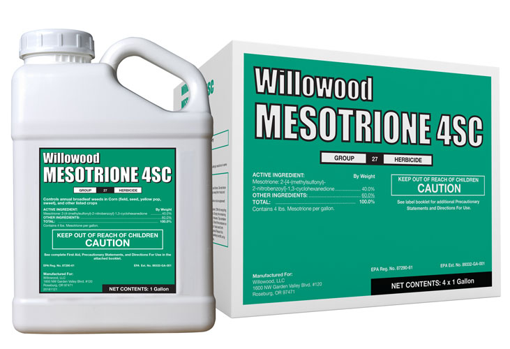 Mesotrione 4SC