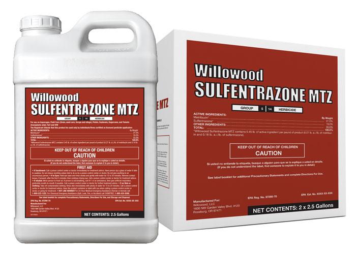 Sulfentrazone MTZ